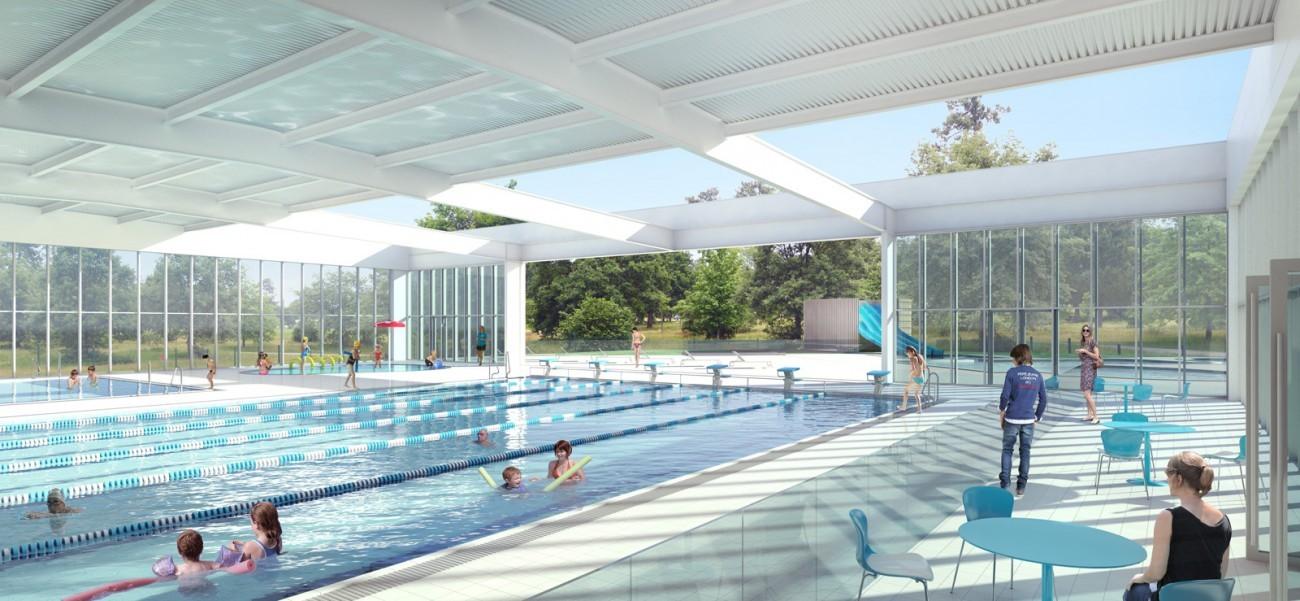 bourgueil rouleau architectes piscine du pinsan